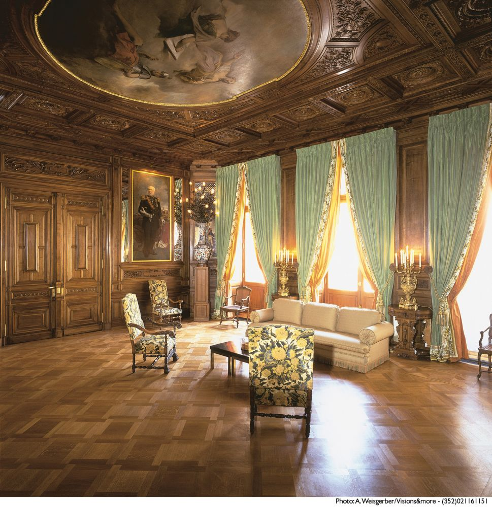 Groherzoglicher Palast Visit Luxembourg