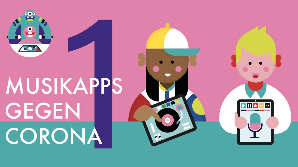 app2music_DE: Musikapps gegen Corona / Take 1