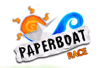 Paper Boat Race – On Your Marks…Get Set…Blow