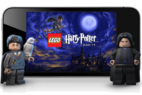 You're A LEGO Harry...LEGO® Harry Potter Appears On the App Store ...