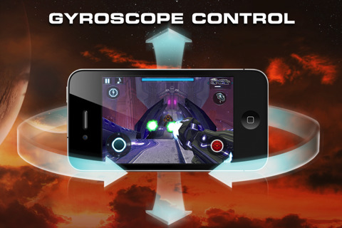 N.O.V.A.'s Gyroscope Support May Leave You Feeling A Little Dizzy And Out of Control