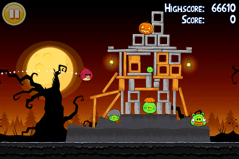 Angry Birds Seasons Will Challenge Even The Maddest Of Angry Birds Fans