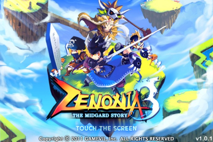 ZENONIA® 3 Is A Fantastic Addition To GAMEVIL's Brilliant Action RPG Series