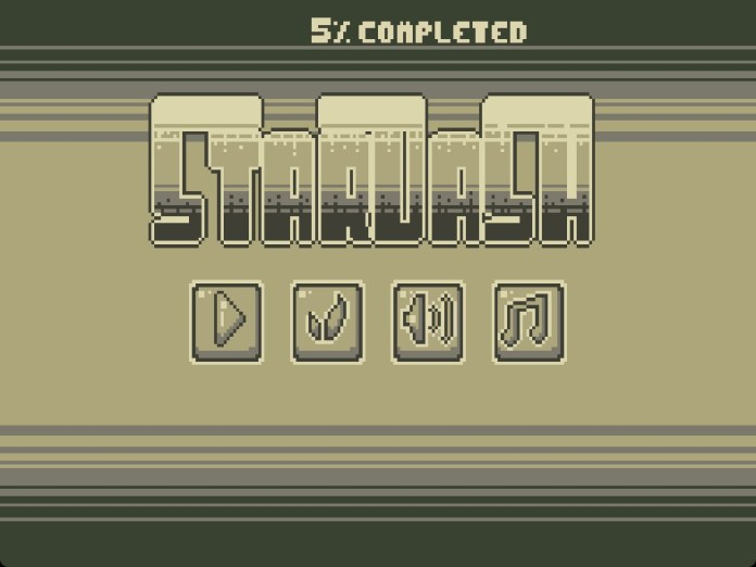 Stardash Recaptures The Gameboy Era In All Its Difficult Glory