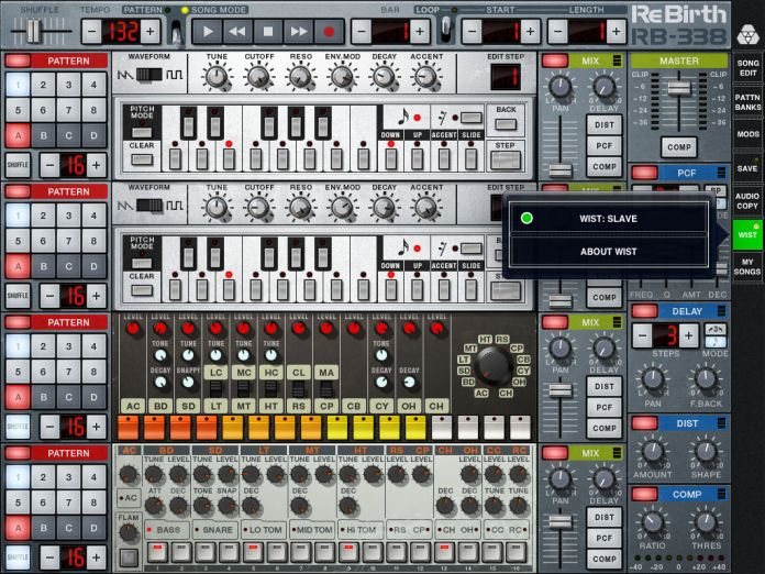 ReBirth for iPad Could Potentially Replace Hundreds Of Dollars Worth Of Audio Workstation Equipment