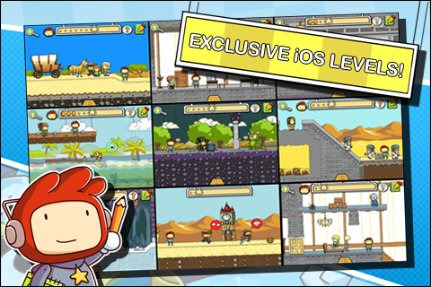 Scribblenauts Remix Is Both Creative And Imaginative, Yet Baffling And Frustrating