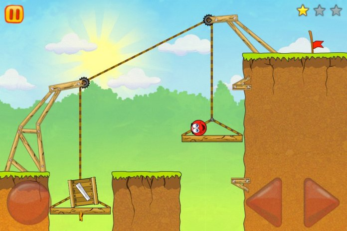 Don't Let His Cute Looks Fool You, Red Ball 3 Is A Challenging Little Puzzler