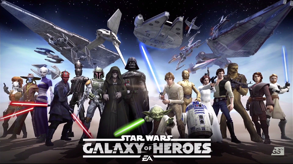 EA Announces New Digital CCG Role-Playing Game, 'Star Wars