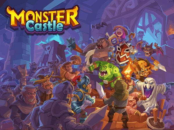 Monster Castle Tears Up Tower Defense Conventions on iOS and Android Right Now