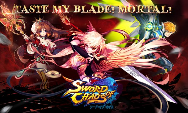 Sword of Chaos Could Be The Most Action-Packed MMORPG On Mobile
