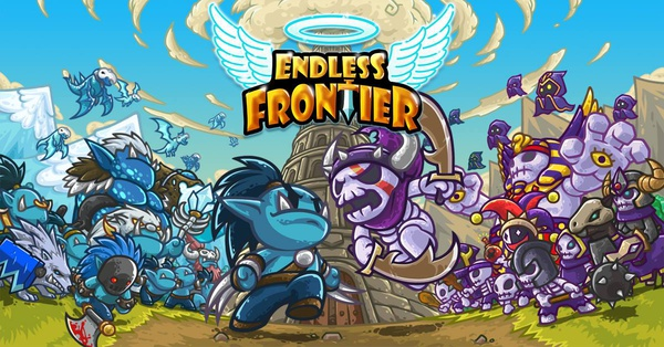 Looking For A New Idle Game? Then Ekkorr's Endless Frontier Has You Covered