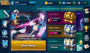 moba_duels_main interface