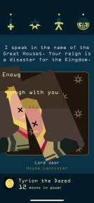 Reigns_GameOfThrones - Screen 14