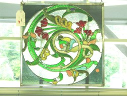 09 - Bill Blodgett - stained glass