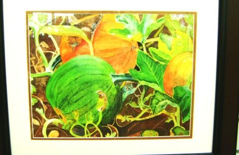 110 - Betty Klindt - painting