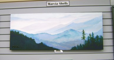 118 - Marcia Shelly - painting