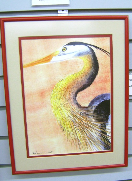 123 - CS - heron painting