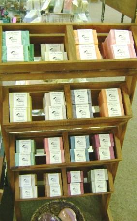 26 - Sheila Briscoe - homemade soap