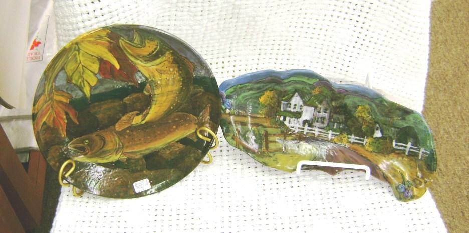 32 - Pat Clapsaddle - pottery