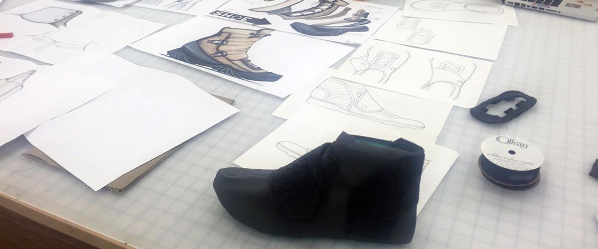 Appalachian Graduate Selected For Adidas Shoe Design