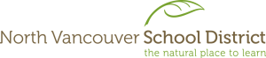 North vancopuver School Board Logo