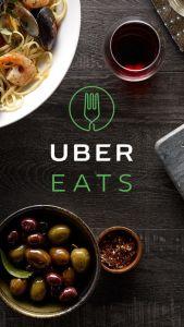 Appar UberEATS