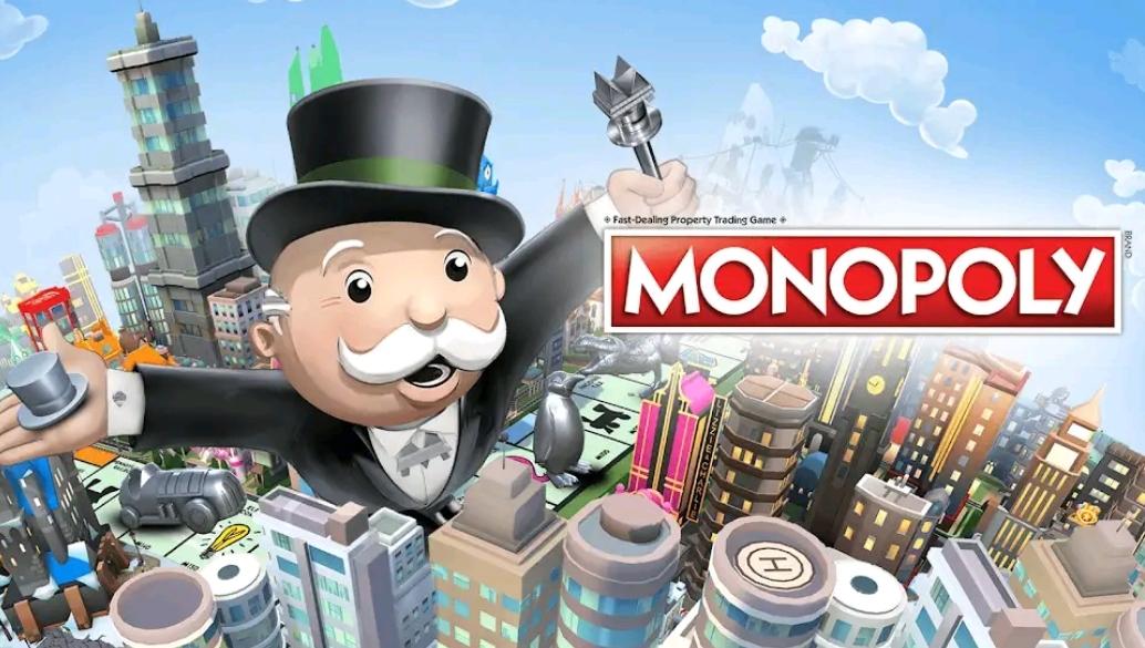 Monopol finns som mobilspel och låter dig spela mot familjen