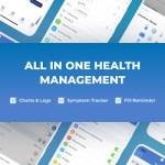 Mental hälsodagbok är appen som hjälper dig hantera din ångest