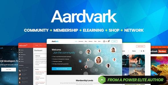 80% OFF-Aardvark Theme 2020-Buy Now