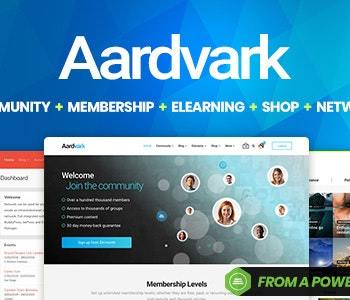 80% OFF-Aardvark Theme 2020-Buy Now