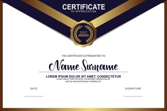 250+High-Quality Editable Certificate Design Template Bundle Cheap Price 2021