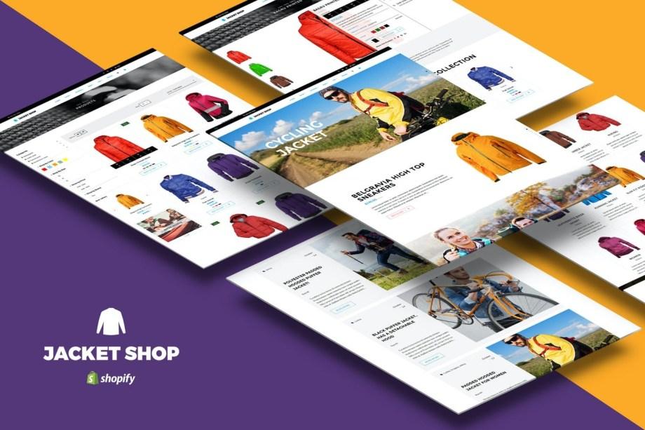 Best Jacket Shop   Fashion Shop Shopify theme Cheap Price