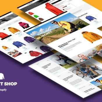 Best Jacket Shop | Fashion Shop Shopify theme Cheap Price