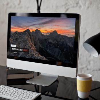 Dreamscape -A WordPress Photography Blog Theme cheap price