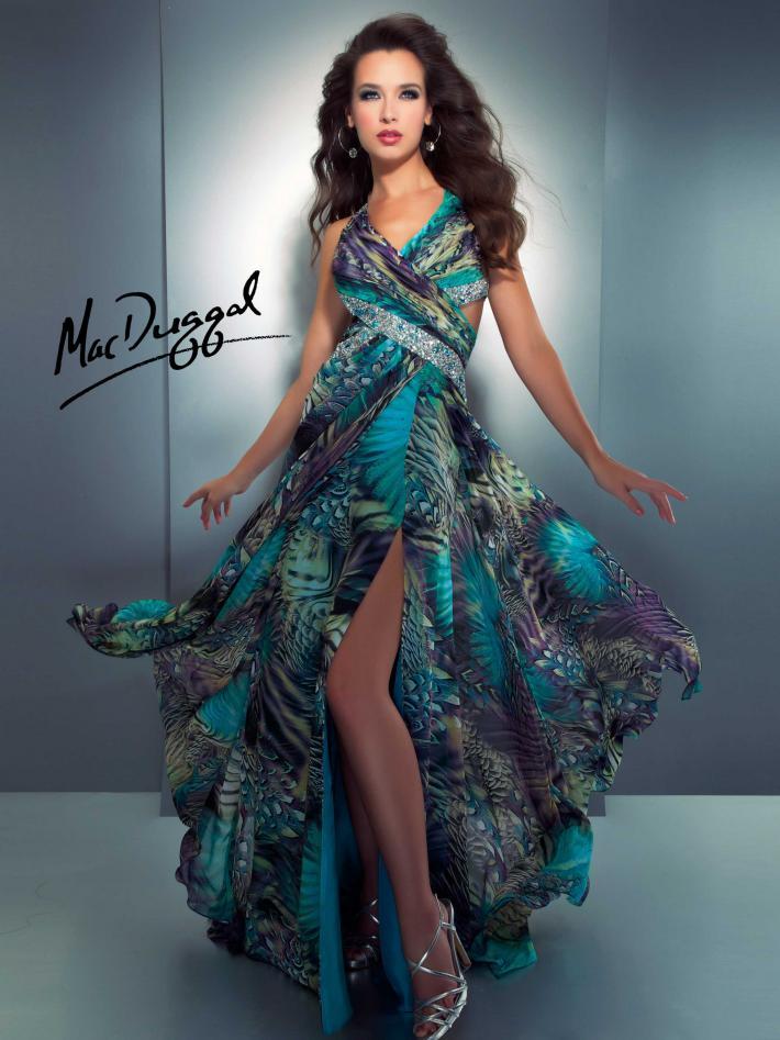 leopard print prom dresses  Prom Desses Apparel Craze