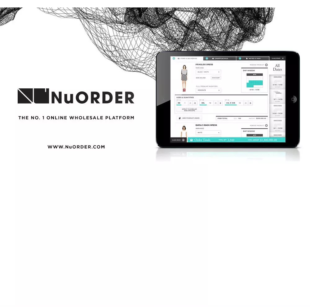 ApparelMagic + NuORDER integration expands B2B options