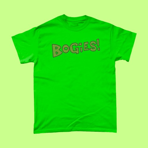 Dick and Dom Bungalow Bogies T Shirt