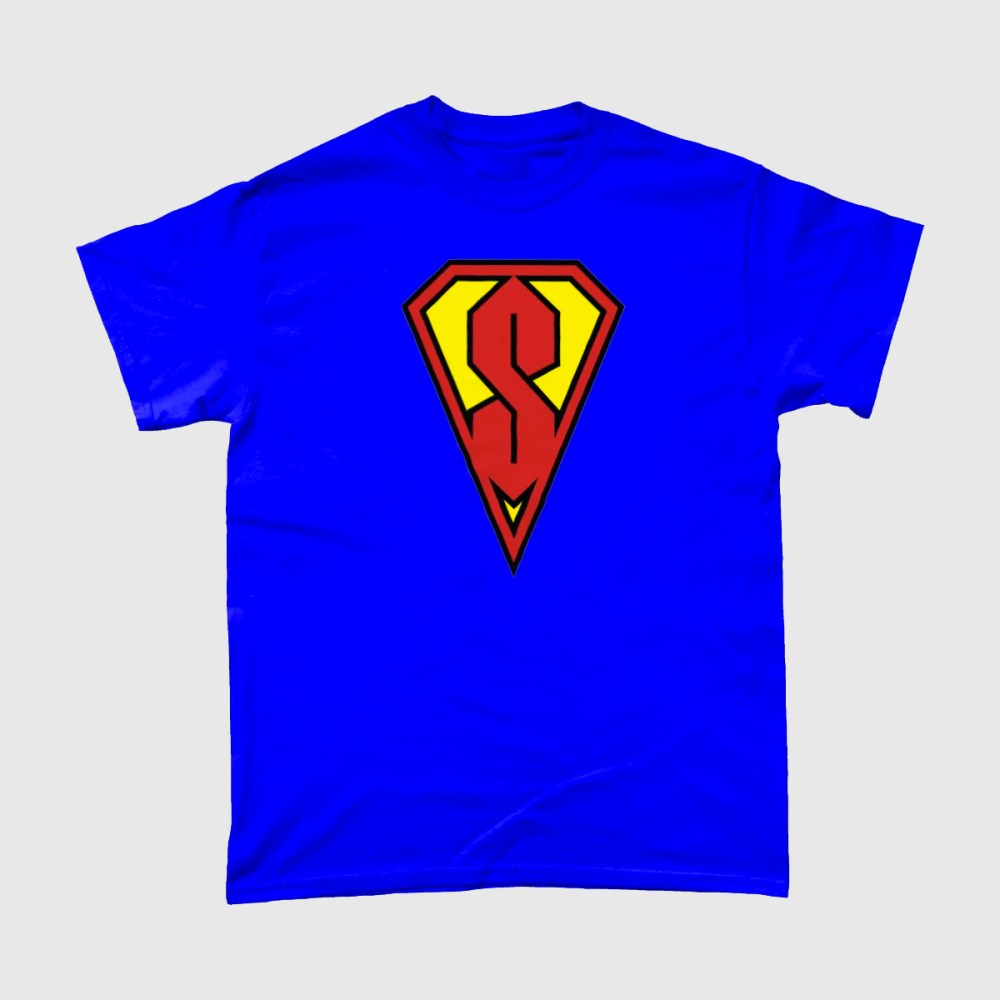 Universal S Super Man T Shirt