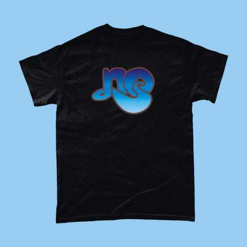 No Yes Band Logo T Shirt