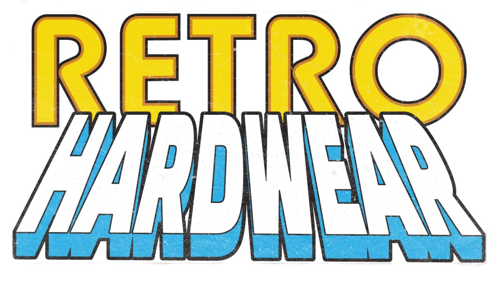 Retro Hardwear T Shirt Logo copy