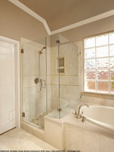 Different Shower Door Styles - Advantages And Disadvantages.