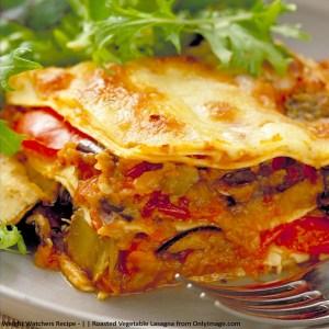 Vegetable Lasagna Recipe Ingredients, Bejamelle sauce, Vegetables.