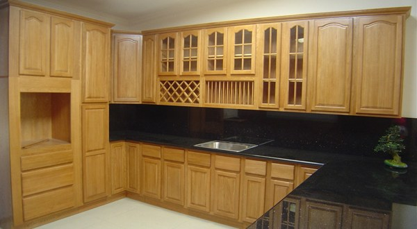 Give Trendy Finished Touch to Your Kitchen