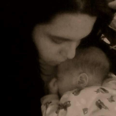 My son, Noah, and I
