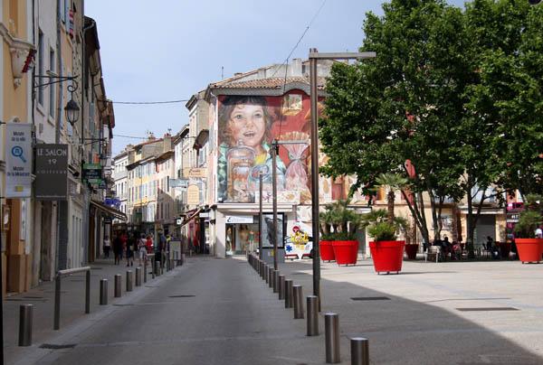 fresque nougat et place europe