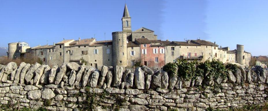 Château de Taulignan