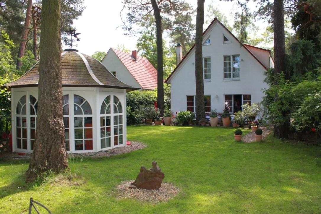 Maison avec jardin et terrasse en bordure de fort  Kleinmachnow  AppartementBerlinfr