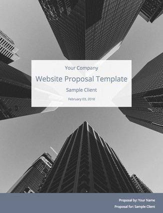 Ultimate Web Design Proposal Template (Free Download) | Bidsketch