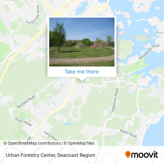 Our community's tree resource is an integral part of what makes austin one of the most attractive cities in the country. How To Get To Urban Forestry Center In Portsmouth By Bus Moovit