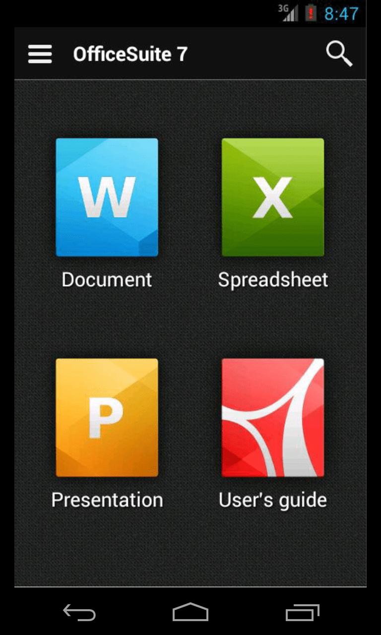 Office Suite Pro  Android  English  Evernote App Center
